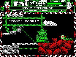 Скриншот игры «Dizzy»