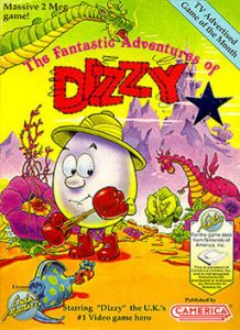 Обложка игры «Dizzy»