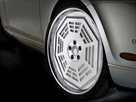 Автомобильные диски «DHARMA»