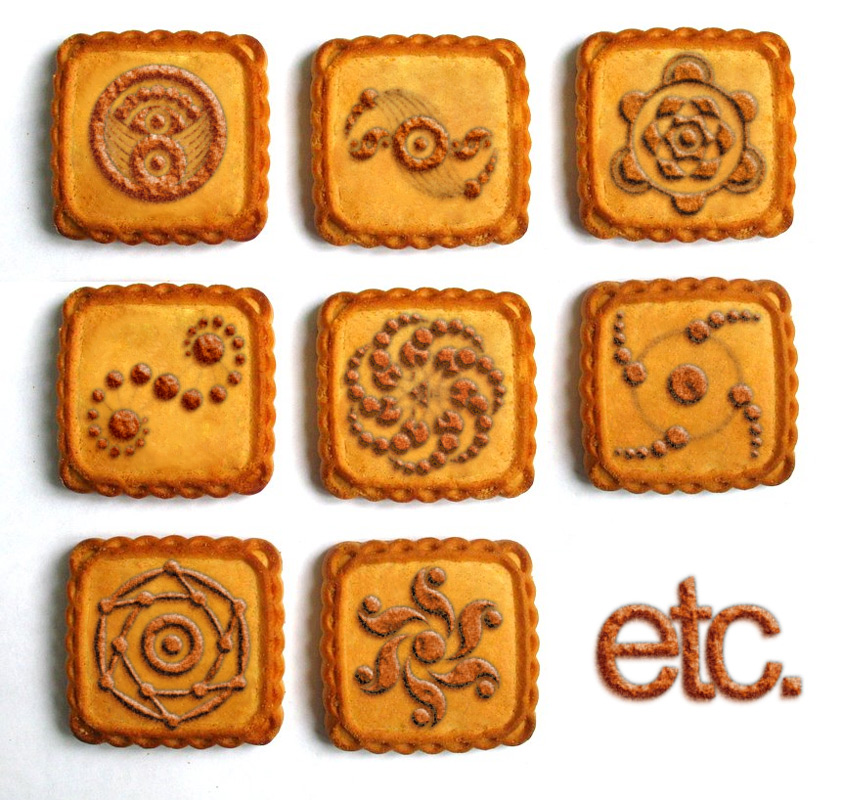 Crop Circles Cookies (CCC)