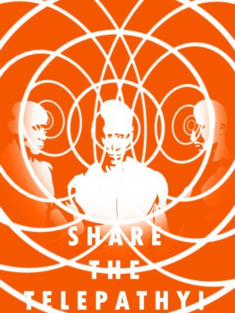 SHARE THE TELEPATHY v.2