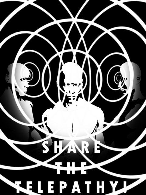 SHARE THE TELEPATHY v.4