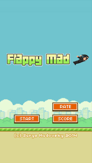 Flappy Mad