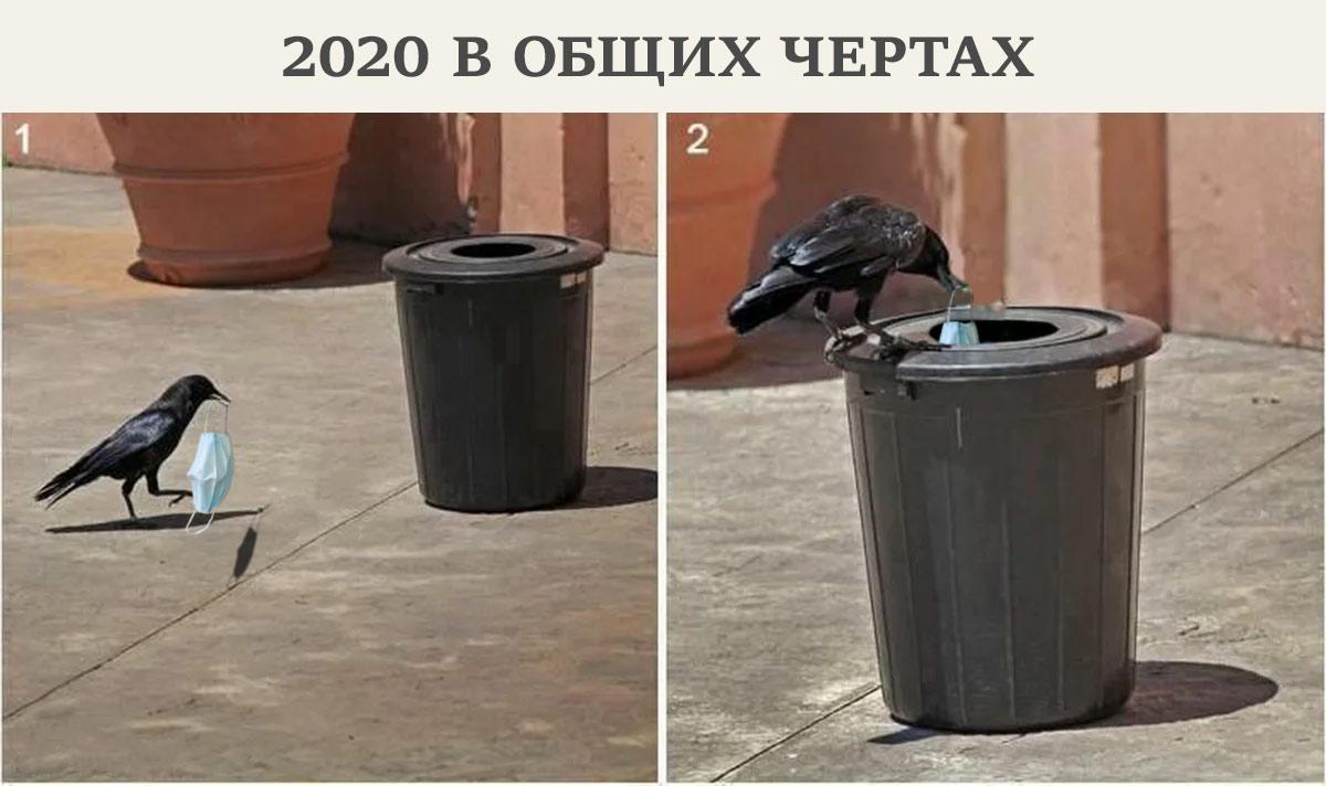 2020 в общих чертах